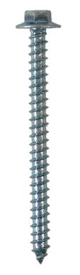 Montageskruer med 6-kantet hoved - NETTOSKRUER.DK